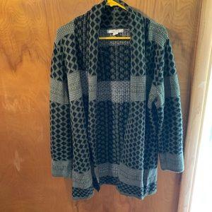 Cozy Adam Levine Cardigan Sweater